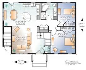 2 bedroom basement floor plans house plans with basement apartment drummond plans