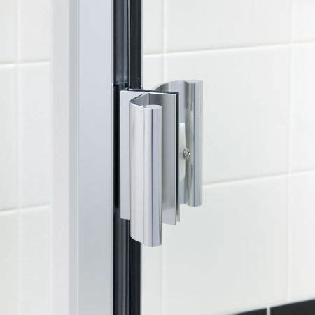 magnetic shower door catch large glass shower door handles and catches image mag