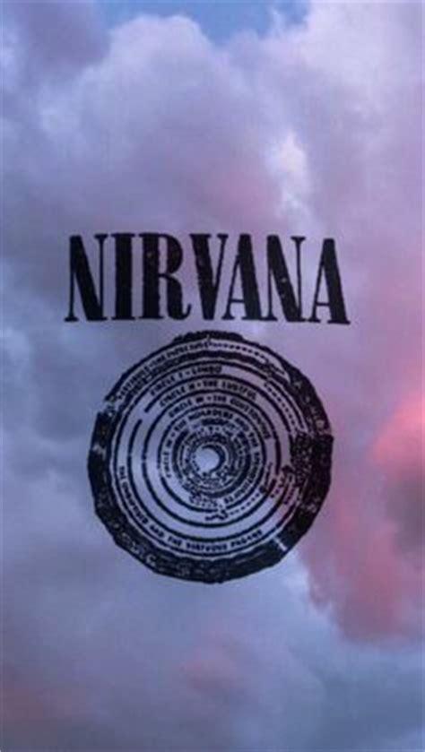 wallpaper iphone nirvana nirvana wallpaper wallpaper pinterest kurt cobain