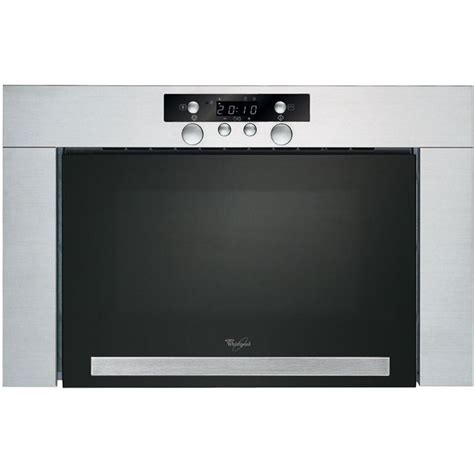 Micro Onde Encastrable Beko 2487 by Whirlpool Amw 422 Ix Micro Ondes Encastrable Achat