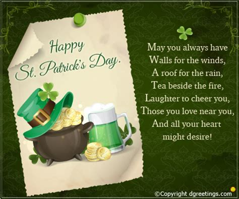 St Lovely lovely st patricks day greetings message and quotes