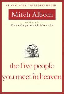 the five people you meet in heaven book report the five people you meet in heaven word sharpeners book report about five people you meet in heaven