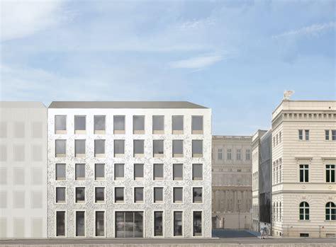 berlin architekt wettbewerbe am schinkelplatz in berlin die verfremdung