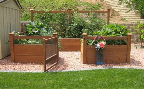 Vegetable Garden Photo Gallery Gardens To Gro Raised Vegetable Garden Kit