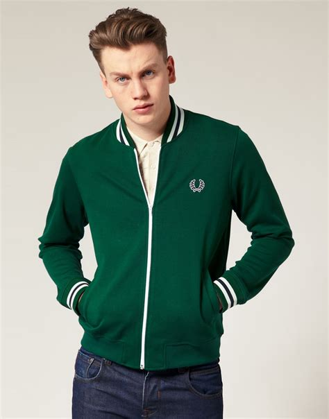 Jaket Bomber Sport Navy Bg1471af fred perry 95f jackets and coats track jackets and i want