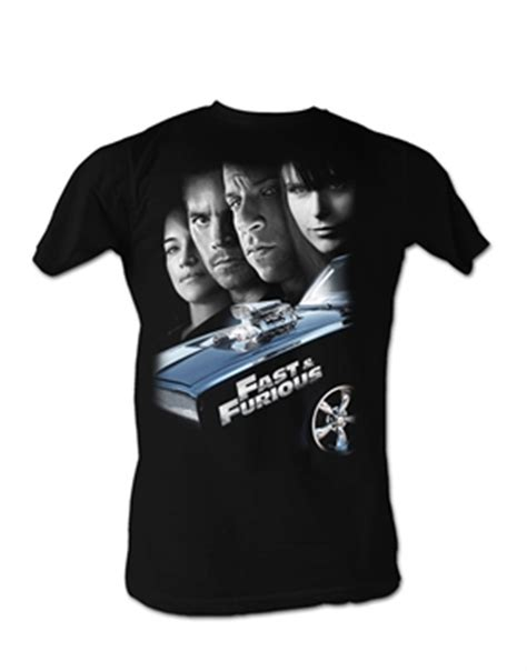 fast and furious merchandise fast and furious t shirt fast and furious faces black