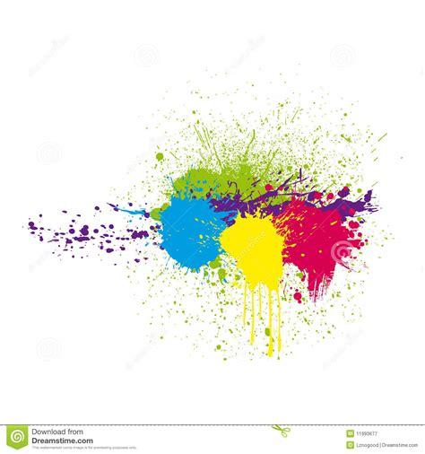 color splatter color splatter white background www pixshark