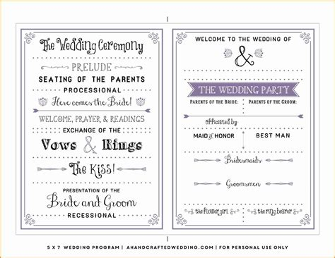 340 best wedding images on pinterest wedding program