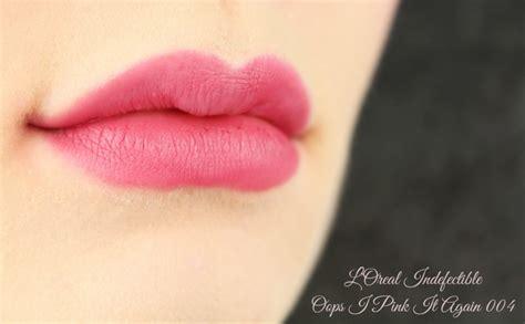 roter lippenstift matt loreal indefectible lippenstift test unsere top 4