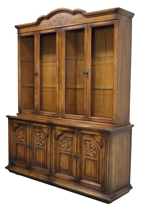 american of martinsville china cabinet high end used furniture american of martinsville gothic