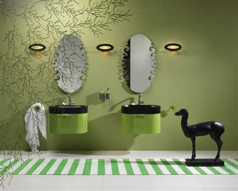 Green Bathroom Decorating Ideas by 71 Cool Green Bathroom Design Ideas Digsdigs