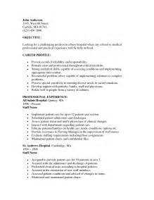 Resume Sle For Canada by Canada Nursing Resume Sales Nursing Lewesmr