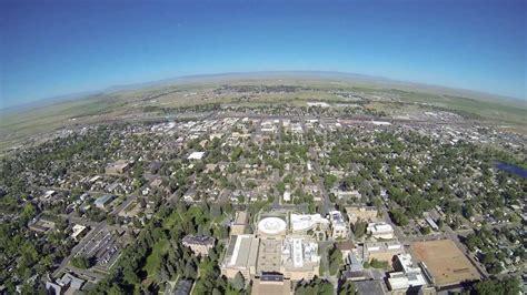 Wyoming Maxy 360 degrees above laramie