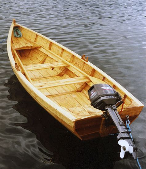 dory skiff woodenboat magazine - Wooden Dory Boat Building