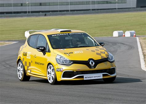 Renault Clio Cup by Renault Clio Cup Test En Specificaties 2013 Topgear