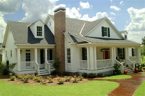 southern country homes southern living house plans farmhouse house plans