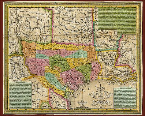1836 texas map pin texas in 1836 note houston dallas fort worth corpus christi etc on