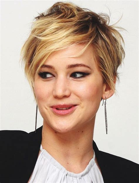 jennifer lawrence hair colors for two toned pixie pixie cuts for heart shaped faces google search hair cuts