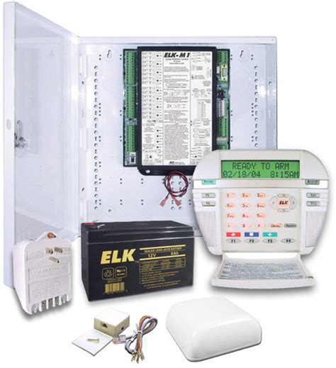 elk home automation and security system gold