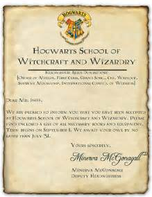my very own hogwarts acceptance letter flickr photo