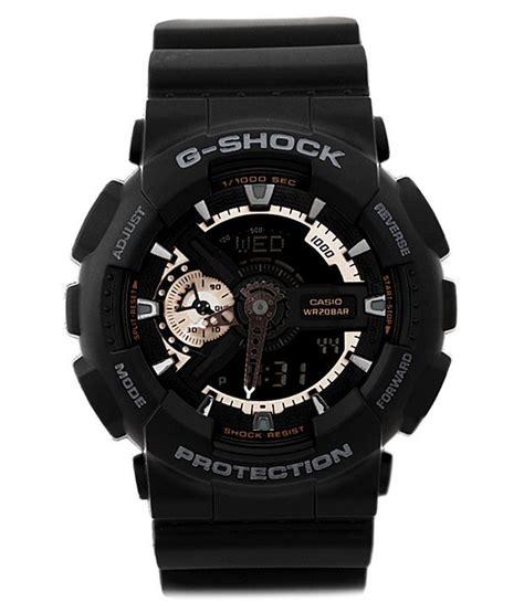 G Shock Original Ga 110rg 1adr 4 on casio g shock gold series ga 110rg 1adr g397 s on snapdeal