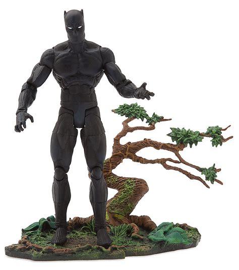figure black panther marvel select black panther avenging cap up for order