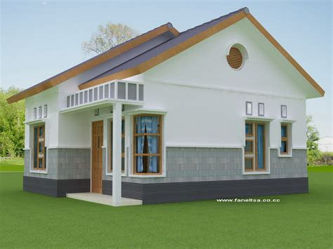 desain gambar rumah sederhana denah desain rumah sederhana minimalis modern nulis