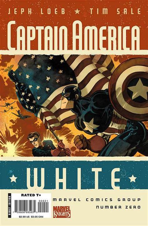 captain america white captain america white comic book series wiki comics books