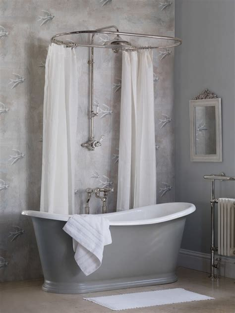 Roll Top Bath With Shower Curtain by Shower Curtain For Roll Top Bath Memsaheb Net