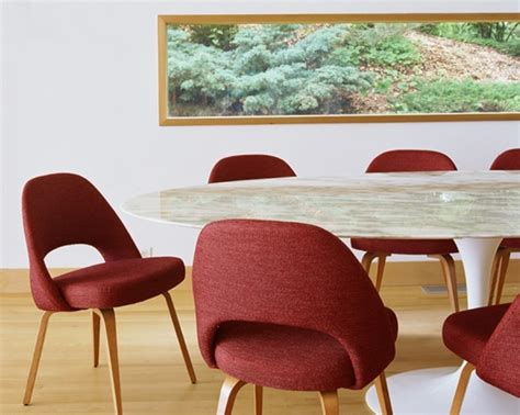 tulip chairs go with everything how to mix and match your dining table and chairs design