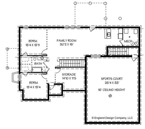 home floor plans with basements beautiful walkout basement