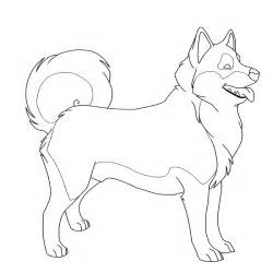 Husky coloring pages az coloring pages