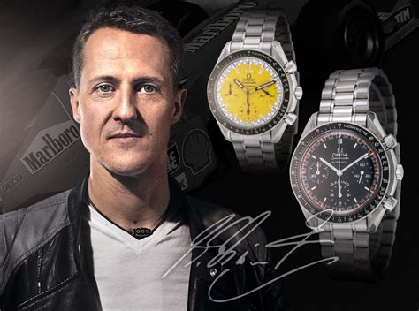 Tag Heuer Schumaker 1 michael schumacher omega speedmaster vintage watches racing pedigree available at excellent
