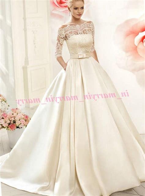 Wedding Dress With Pockets by Plus Size Wedding Dresses With Pockets Pluslook Eu