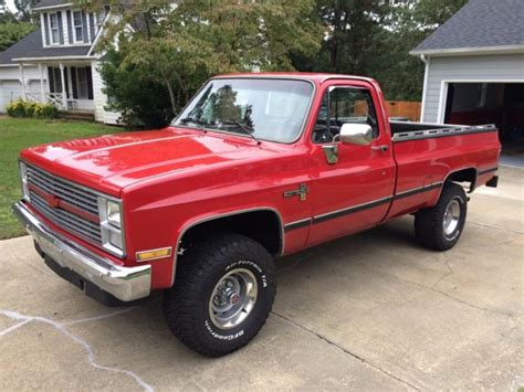 1984 Chevrolet Truck 1984 Chevy Truck K10 For Sale Photos Technical