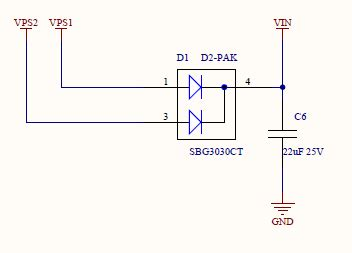 power oring diode power supply oring diode 28 images how to choose power fets for oring mosfet controllers