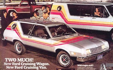 2020 Ford Pinto by Guilty Pleasure Ford Pinto Cruising Wagon