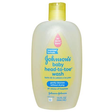 Johnson S Top To Toe Wash 400 Ml johnson s baby baby to toe wash 15 fl oz 444 ml