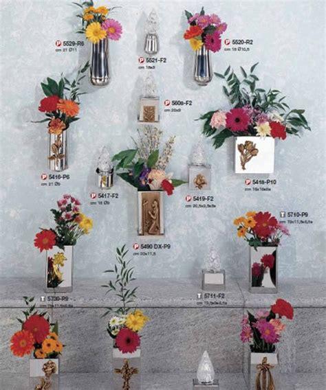 vasi per cimitero vasi porta fiori per lapide vasetti tombe cimitero