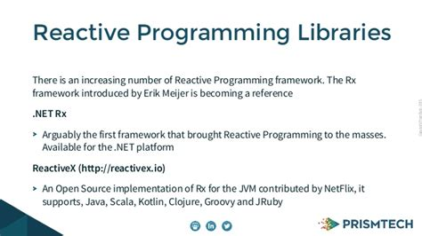 reactive programming in kotlin design and build non blocking asynchronous kotlin applications with rxkotlin reactor kotlin android and books reactive data centric architectures with vortex spark and