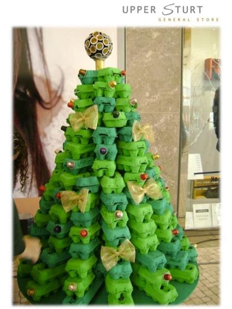 4h christmas tree from old egg carton 172 best eggjabakkar egg trays images on egg boxes crafts for and day care