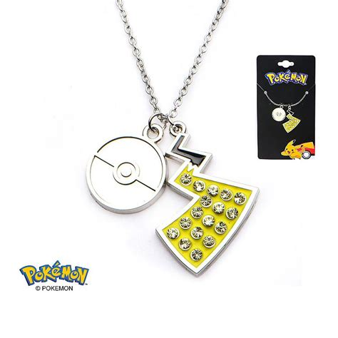 Figure One Figure Dota Pokeball Boneka Pikachu Shanks buy jewelry jewelry necklace pokeball and pikachu archonia