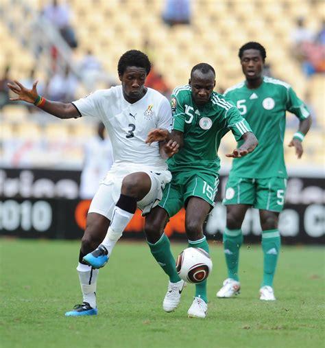 film semi nigeria sani kaita photos photos afcon semi final ghana v