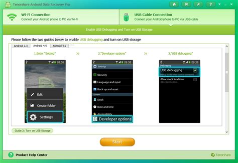 data recovery for android tenorshare android data recovery pro
