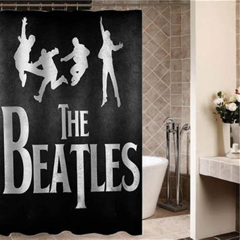 beatles window curtains best 36 curtain products on wanelo