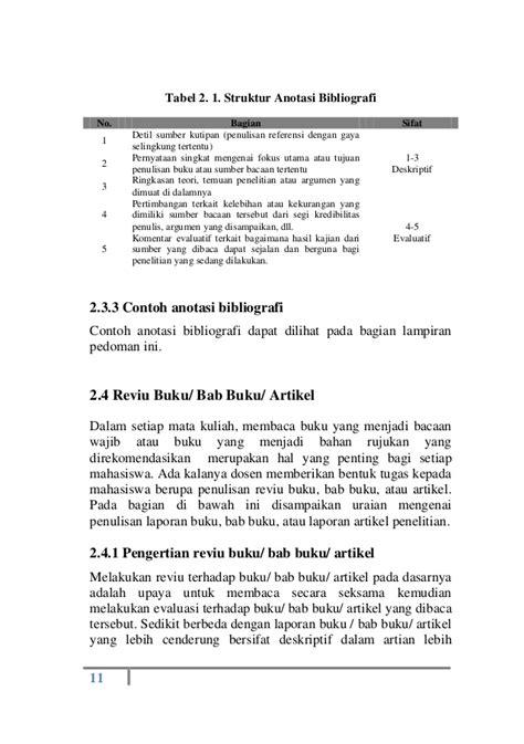 format artikel deskriptif pedoman penulisan karya ilmiah upi tahun 2014