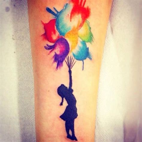 watercolor tattoo za 180 best zanimljivosti images on animales
