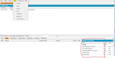 developer console how to use developer console in salesforce