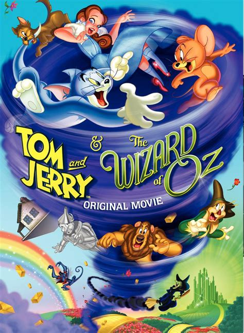 Watch Tom And Jerry The Wizard Of Oz 2011 Emeralds Hearts In Oz Video Review Tom And Jerry The Wizard Of Oz