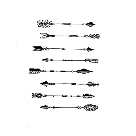 more new arrow tattoo designs photos pictures and